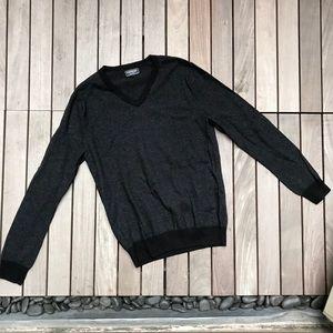 EXPRESS Modern Fit Extra Fine Marino Wool Sweater